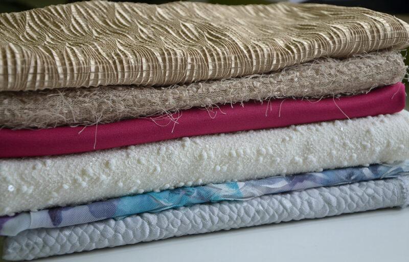Wiosenne tkaniny